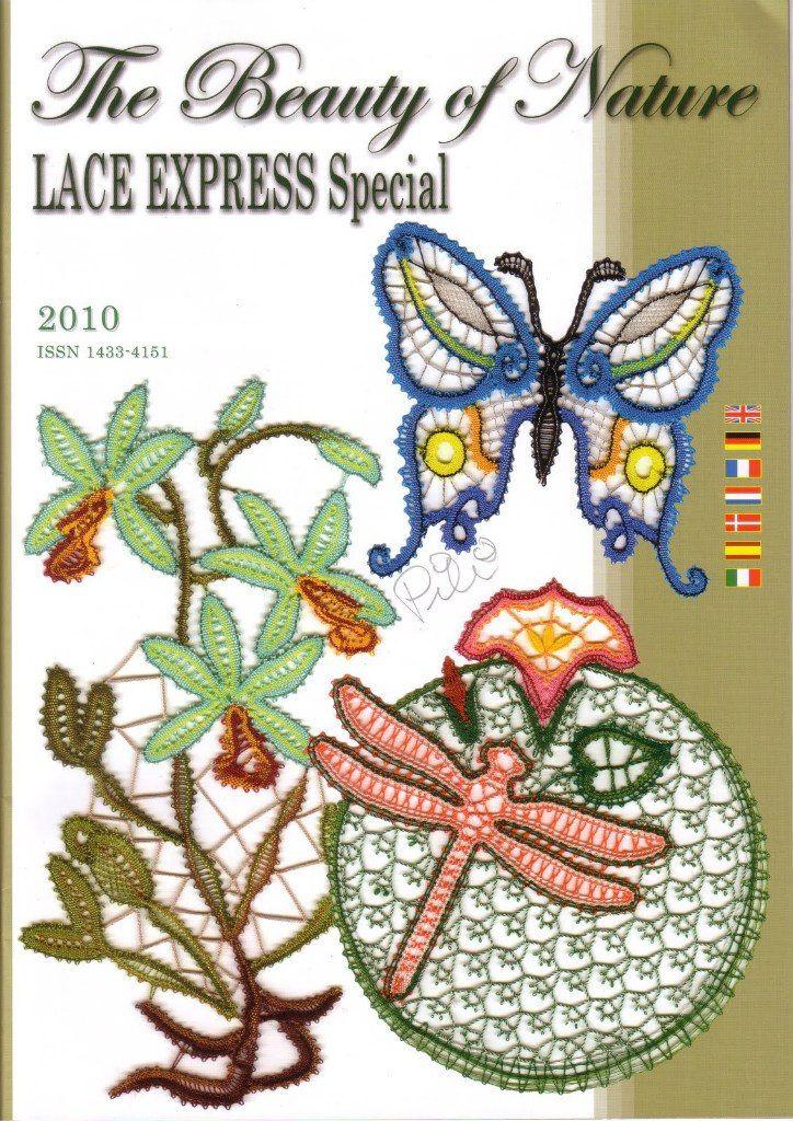 Lace Express - speciální 2010 - 53 fotografie   VK