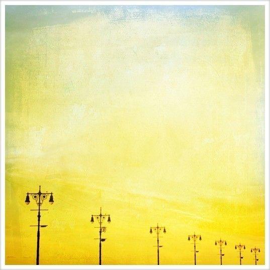 Large Canvas Print Art Coney Island Boardwalk 20x20. $250.00, via Etsy.