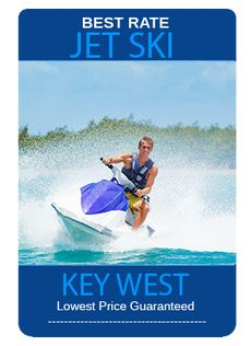 For fun and excitement on the water its hard to beat renting a jet ski.  Its so exciting you will love it!  For the best prices and deals check out www.MiamiSightSeeingTours.com