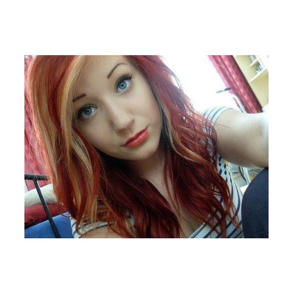 Bright Red And Blonde Hair Tumblr 97738 Movieweb