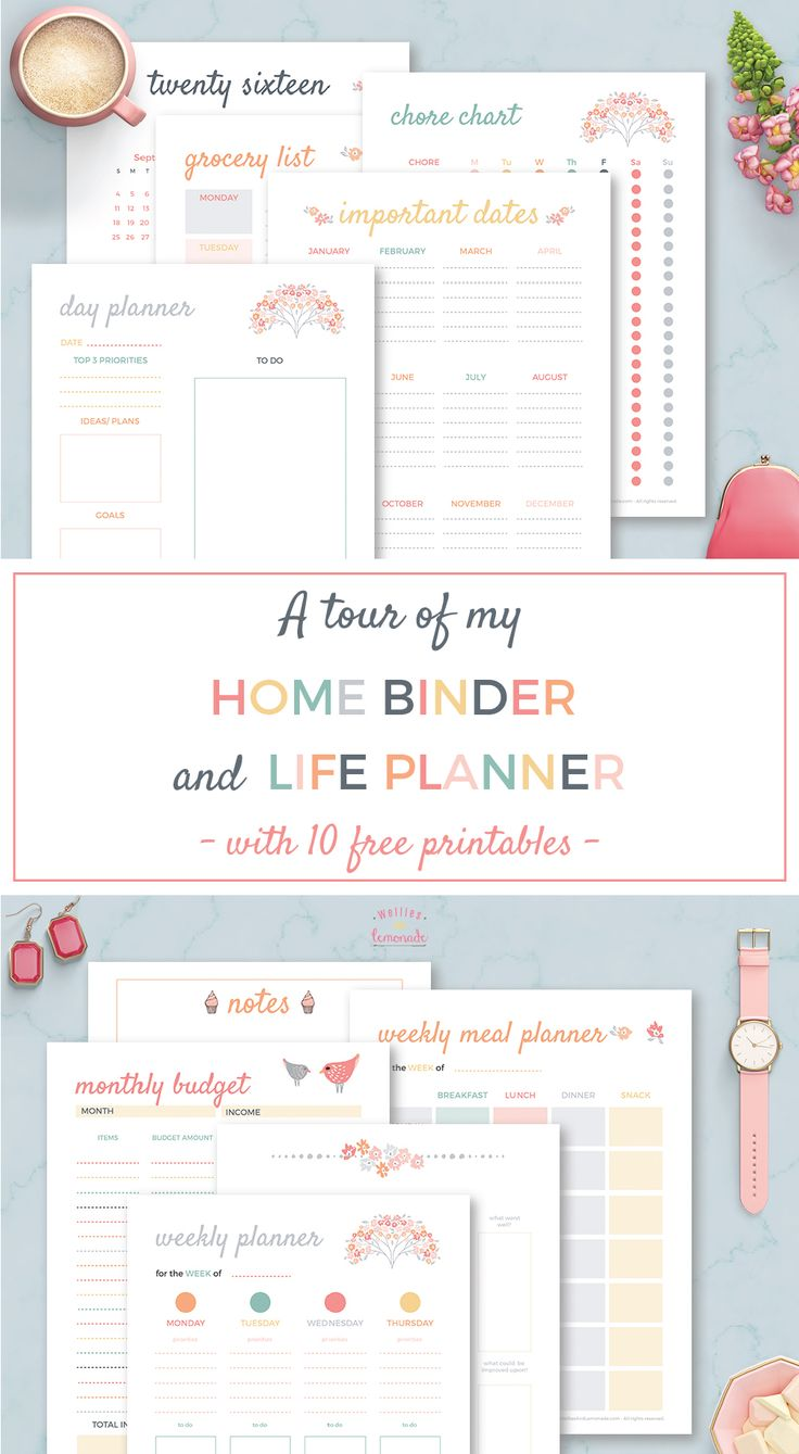 I love planners and everything cutesy but I always had a hard time finding one that can meet all my needs, so I decided to make my own! Click through to read now or pin for later