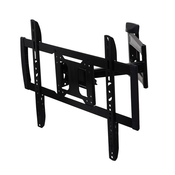 sony 40 inch flatscreen full motion cantilever bracket black a430ablk tv wall