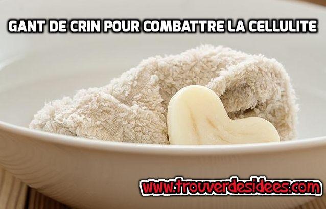 Pourquoi utiliser un gant de crin pour éliminer la cellulite ? #cellulite #gant_de_crin #peau