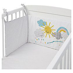 Weather Cot Bed Bumper
