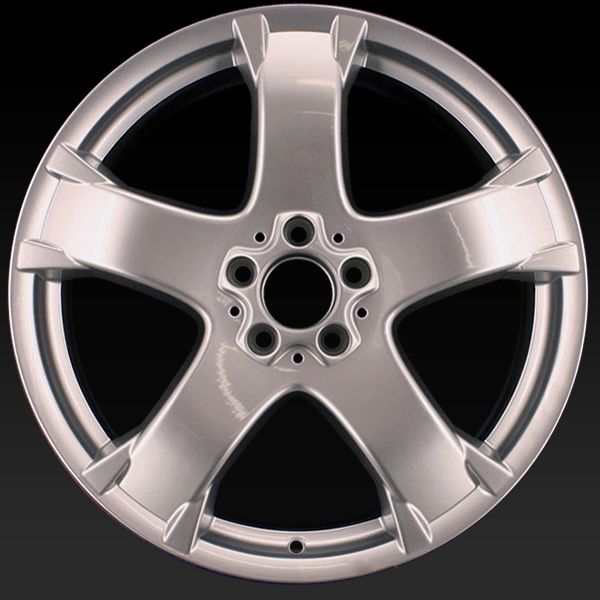 "Mercedes GL450 wheels for sale 2007. 20"" Silver rims 65450 - http://www.rtwwheels.com/store/shop/mercedes-gl450-wheels-for-sale-silver-65450/"