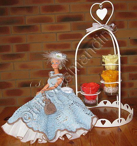Tuto crochet robe princesse - Le blog de mimi ...