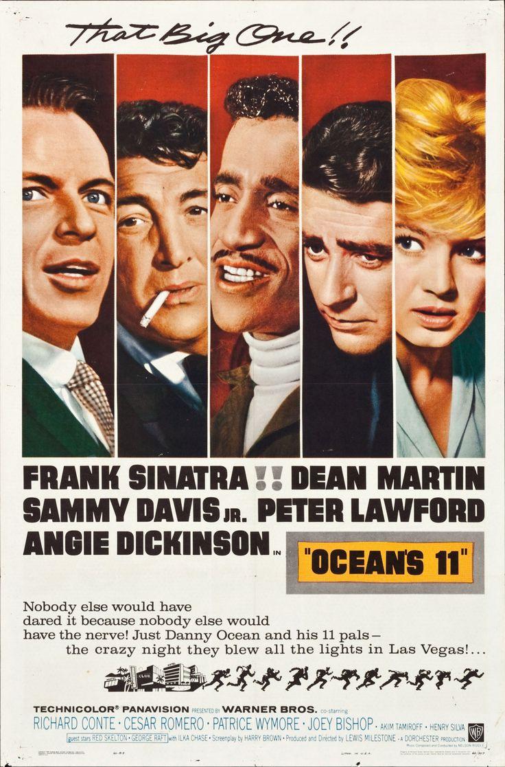 La Cuadrilla de los Once (Ocean's Eleven), de Lewis Milestone, 1969