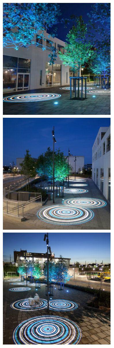 Данный проект освещения является хорошим примером комплексного освещения, которое сочетает в себе функциональное освещение со сценографическими настройками света, которые создают различные визуальные образы. #освещение #уличноеосвещение #светодиодноеосвещение #уличноеосвещениевморскомстиле #уличныесветильники #дизайнсвета #светодизайн #свет #светодиоды