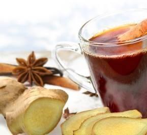 Tè alla cannella e zenzero ... migliora l'umore e riduce l'appetito!