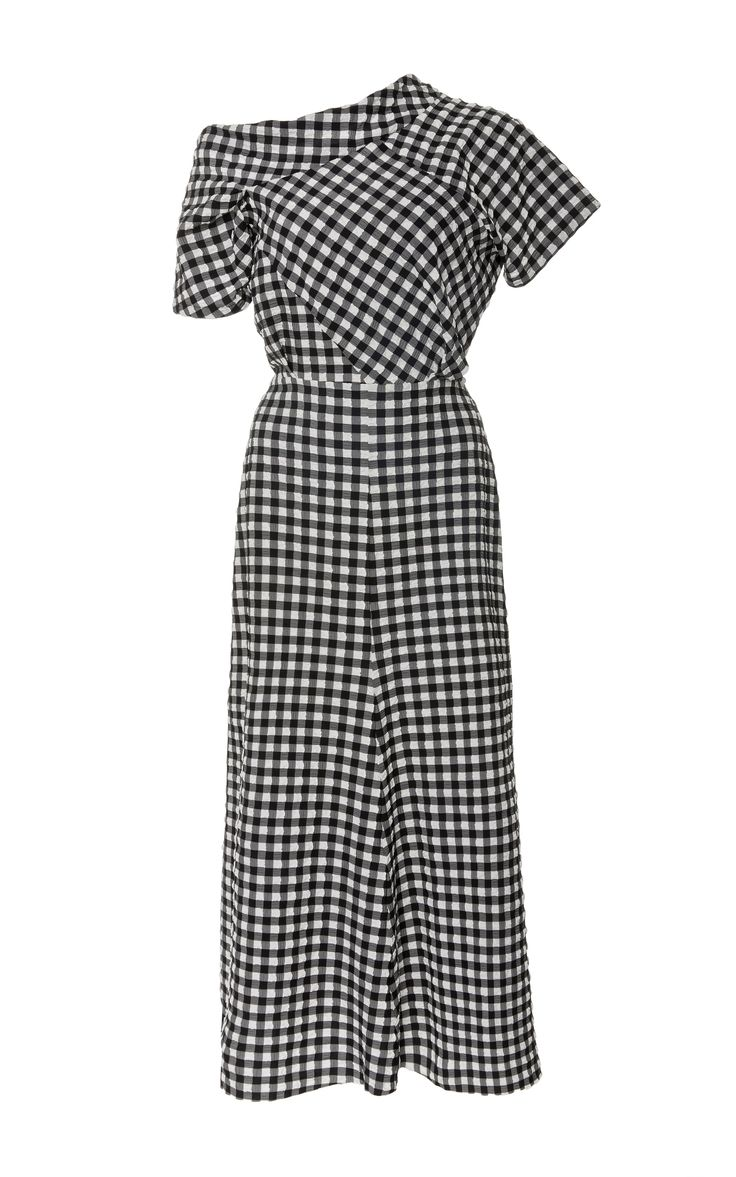 a gingham number by Rachel Comey