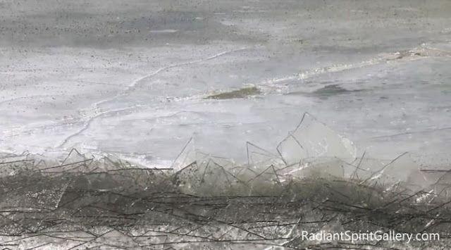 #HeyUnik  Fenomena Aneh Pecahan Kaca Menumpuk di Pinggir Danau Bikin Heboh #Alam #Misteri #Travel #YangUnikEmangAsyik