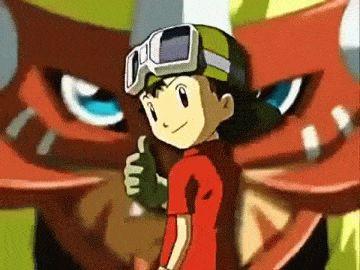 Digimon Frontier Cast