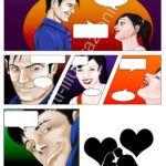Realizzazione Fumetti personalizzati: crea il tuo fumetto   Ritratti e Illustrazioni