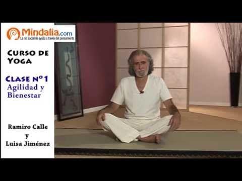 CLASE DE YOGA 3:Resistencia física y armonía emocional por Ramiro Calle y Luisa Jiménez Marqués RAMIRO CALLE: Con el incondicional apoyo de Mindalia y de sus...