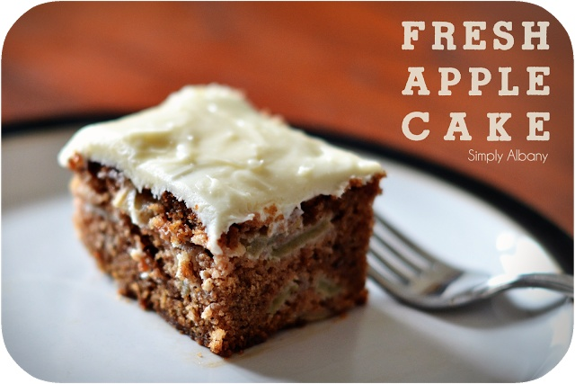 Easy And Delicious Apple Cake Recipes
