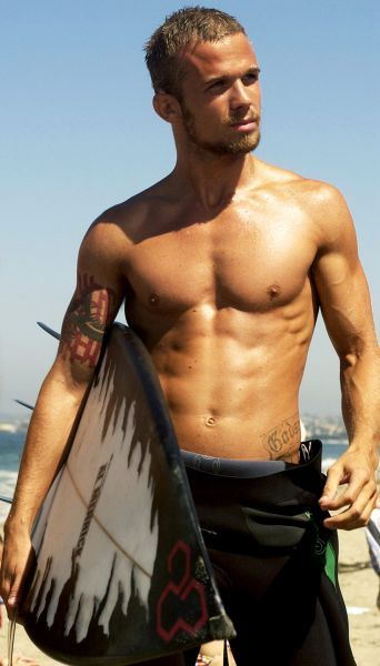 Cam Gigandet. Enough said