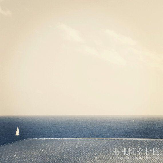 Nautical Photography Sailing Mediterranean by TheHungryEyes