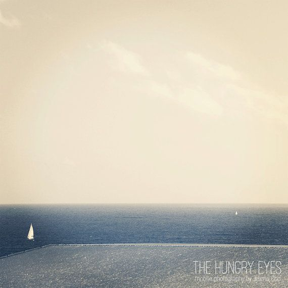 Nautical Photography Sailing Mediterranean by TheHungryEyes