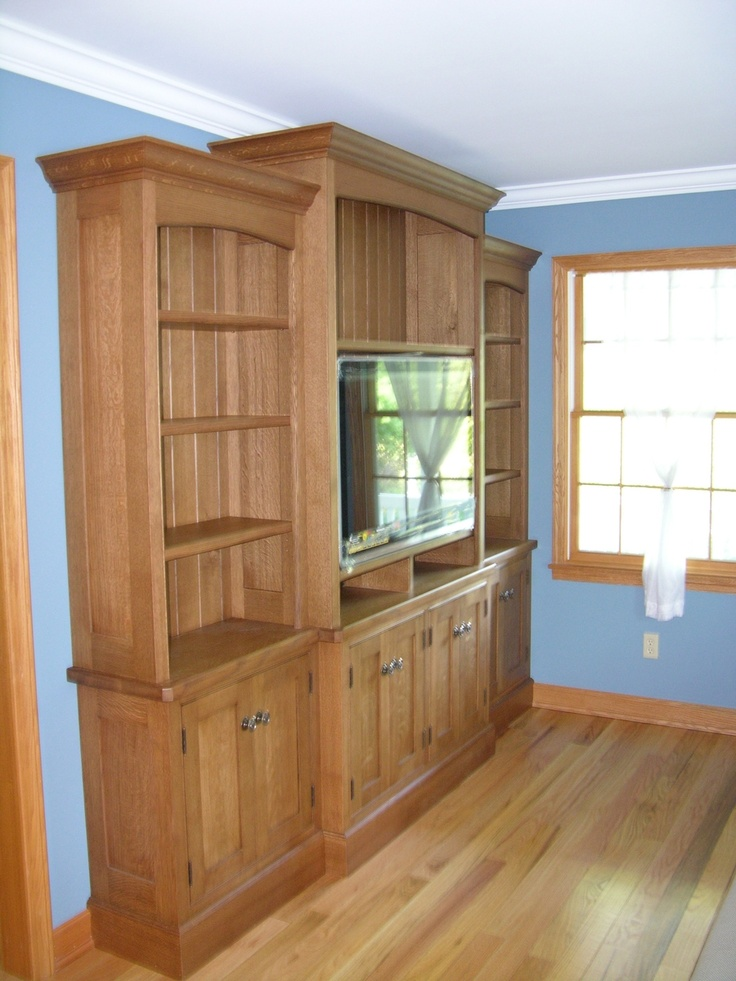 White Oak Entertainment Center