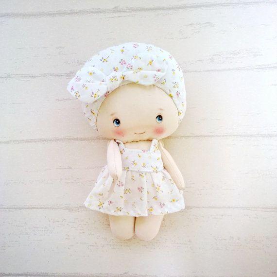 Jellybean weiche Puppe ausgestopfte Puppe Plüsch von MeoMunCraft