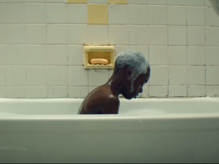 "What does it mean to be Black in America today? That question, too big for any one film to answer, serves as the driving inquiry in Barry Jenkins' ""Moonlight,"" a beautifully intimate character stud…"
