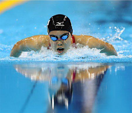 星の力泳 :フォトニュース - リオ五輪・パラリンピック 2016:時事ドットコム