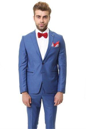 WSS Wessi Modelli Poliviskon Takım Elbise