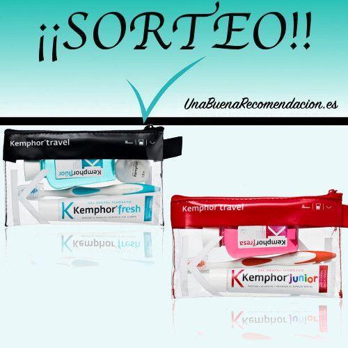 Sorteo Neceseres Higiene Bucodental Kemphor
