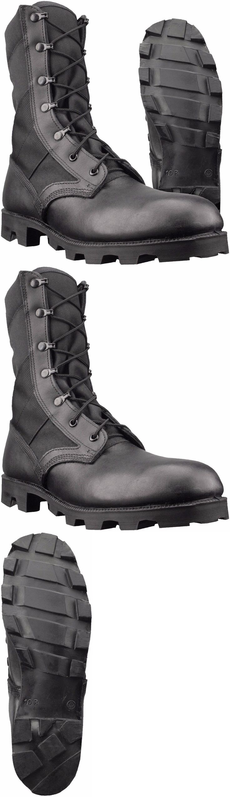 Tactical Footwear 177897: Altama Jungle Px 10.5 Inch Boot Black -> BUY IT NOW ONLY: $119 on eBay!