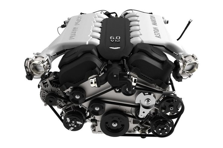 DB9-GT Engine Block