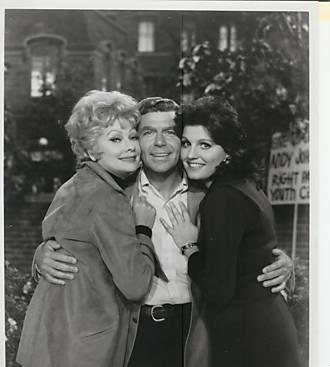 Lucille Ball, Andy Griffith & Lucie Arnaz