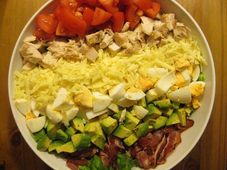 Sałatka Cobb / Cobb salad