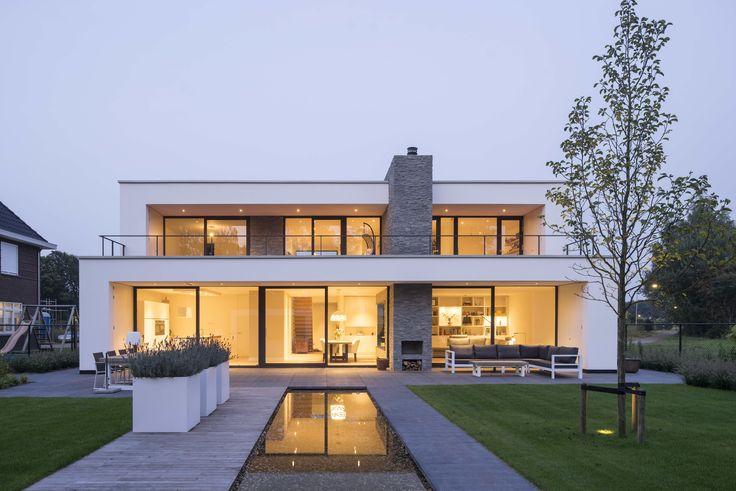 Broos de Bruijn architecten | Modern villa in Teteringen | new building
