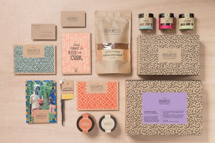 For Studio Grau it was important to create a premium look for the packaging while remaining natural and without frippery. The strong sustainable approach of the brand, should be present, but not overweighing the product.