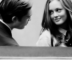 chuck and blair. blair and chuck.