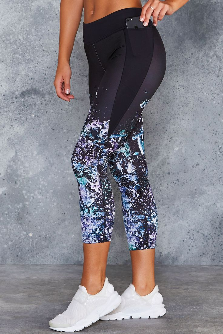 Ice Ice Baby Battle Pants - PRESALE ($110AUD) by BlackMilk Clothing