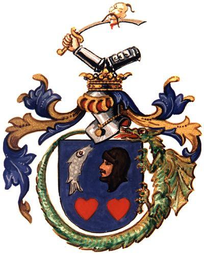 A nagykállói Kállay-család címere