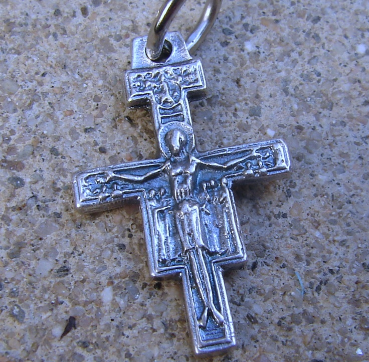 San Damiano crucifix: Damiano Crucifix, San Damiano
