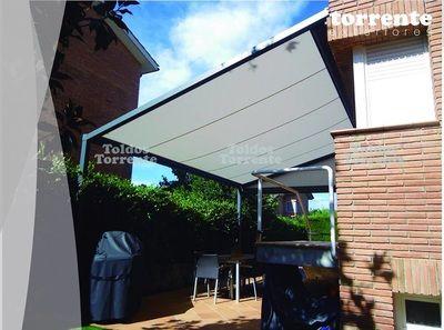 Pérgola aluminio Pergalum® AL3 - Pérgolas Barcelona TE®