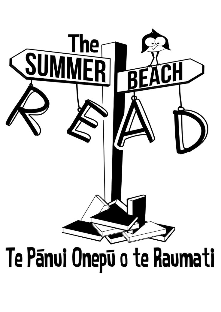 The Summer Beach Read is now on at your CHB Libraries