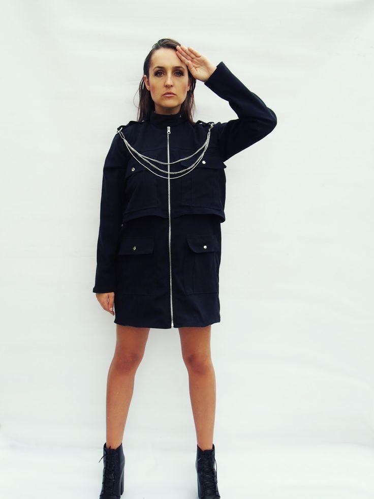 #military jacket #armystyle #militarystyle #navyjacket #navy #handmade #designer #design #fashion