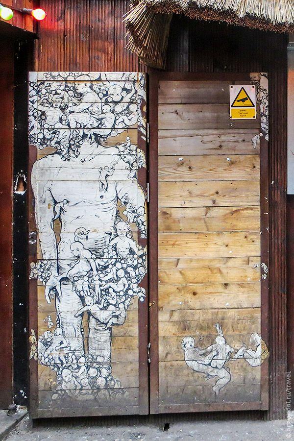 Стрит-арт и граффити твоего города - Стрит-арт и граффити Лондона (Англия). Первый заход. Часть 7