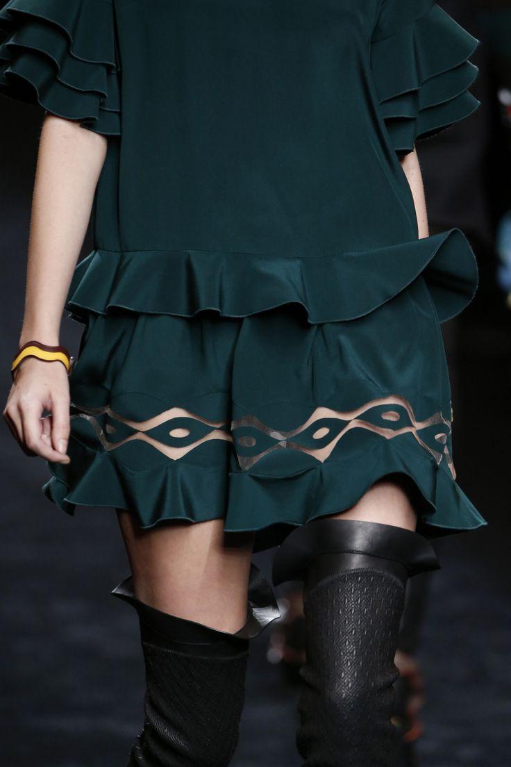 forlikeminded:      Fendi   Milan Fashion Week   Fall 2016