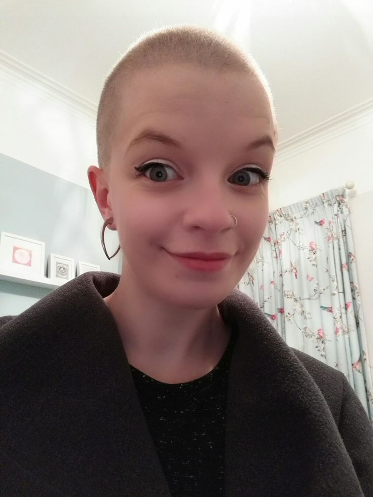 25+ best ideas about Shaved head girls on Pinterest ...