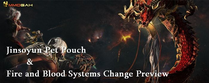 Blade and Soul News: Fire and Blood Systems Change Preview +