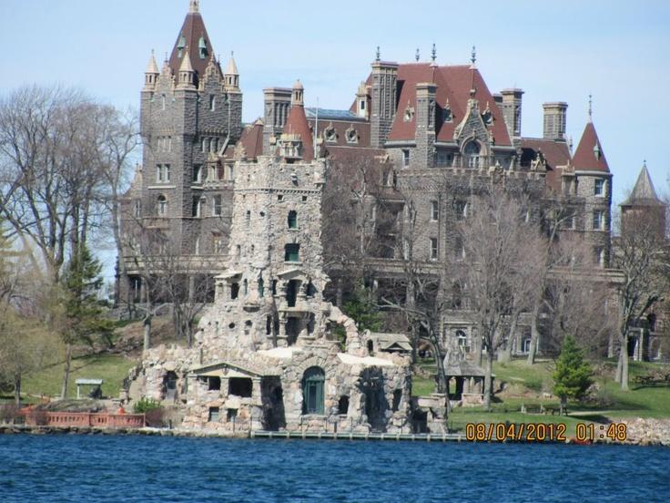 1000 Islands. Ontario. Canada.