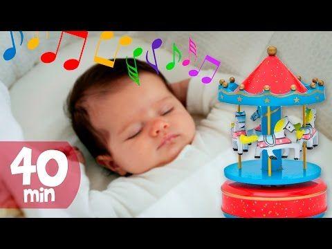 Música para hacer dormir bebés profundamente - Canción de Cuna para bebes - Cajitas musicales - YouTube