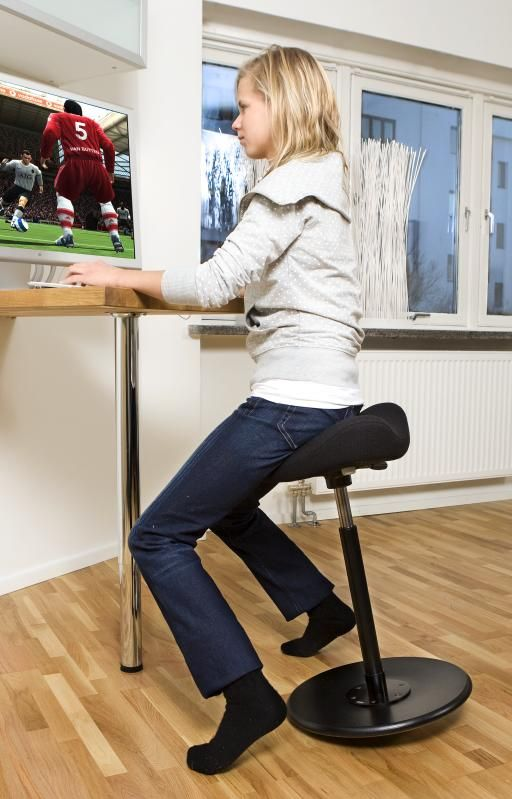 Varier Move Standing Stool. a good solution for our future standing desks. & 36 best Standing desk/balancing chairs images on Pinterest ... islam-shia.org