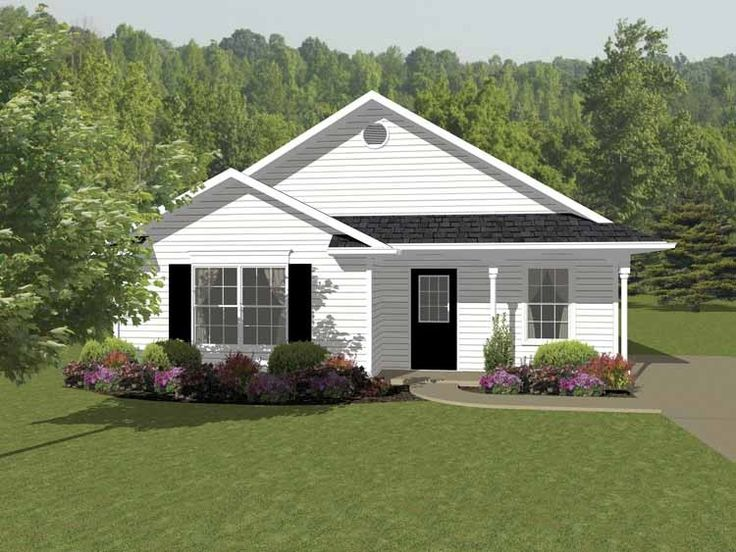 44 best House Plans images on Pinterest | Small house plans ...