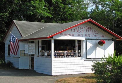 BriarLane Jams and Jellies has been making the same fine Handmade Gourmet Jams, Jellies, and Marmalade's since 1932 and we still use the same recipes, stir each pot and pour every jar by hand just as it was done since the first day. Located in Wellfleet, Massachusetts, Cape Cod